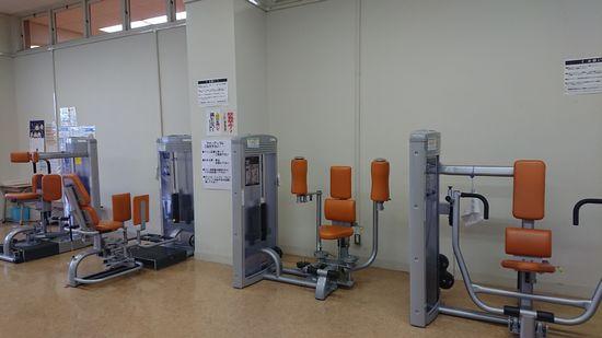 岐南町体育施設の画像